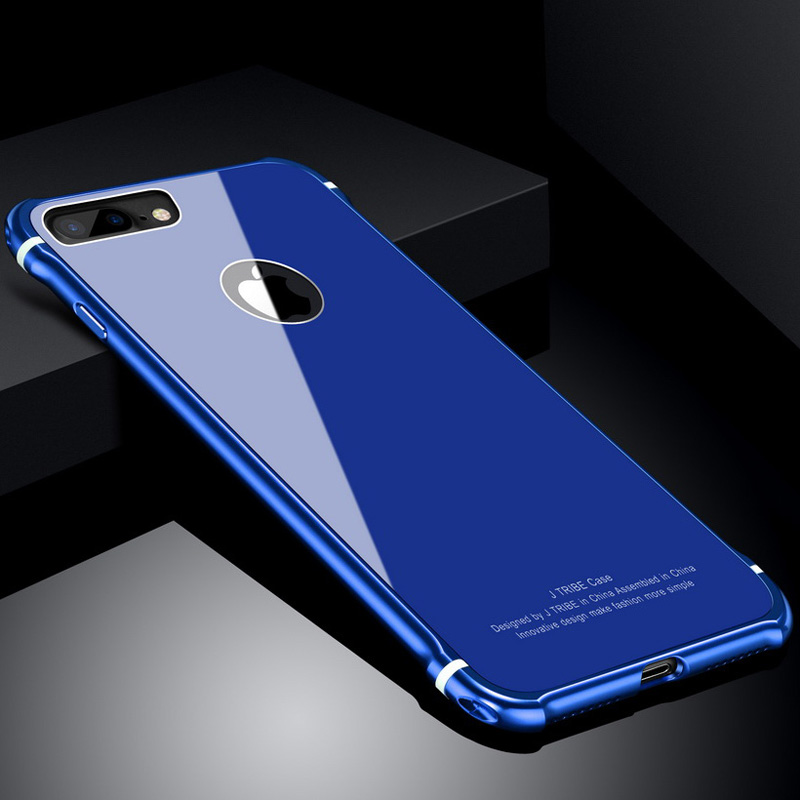aluminium iphone 8 case
